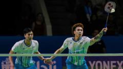 Indosport - Yang Po-han/Lu Ching-yao, ganda putra Chinese Taipei