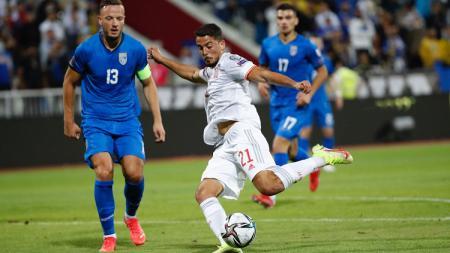 Berikut hasil Kualifikasi Piala Dunia 2022 antara Kosovo vs Spanyol. La Furia Roja raih kemenangan berkat gol-gol dari para bintang yang bermain di Liga Inggris. - INDOSPORT