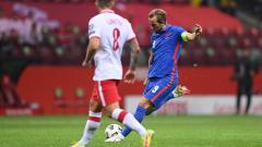 Indosport - Rekap Hasil Kualifikasi Piala Dunia 2022: Rekor Inggris Terhenti, Italia Berpesta.
