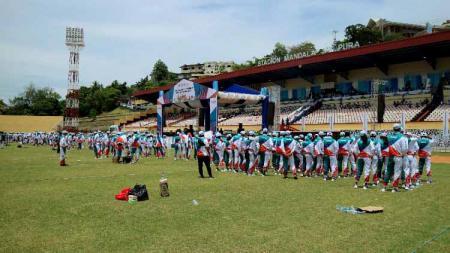 Atlet Papua bakal mendapatkan bonus besar kalau saja berhasil mempersembahkan medali pada perhelatan Pekan Olahraga Nasional (PON) XX. - INDOSPORT