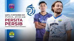 Indosport - Pertandingan antara Persita Tangerang vs Persib Bandung (Liga 1 BRI).