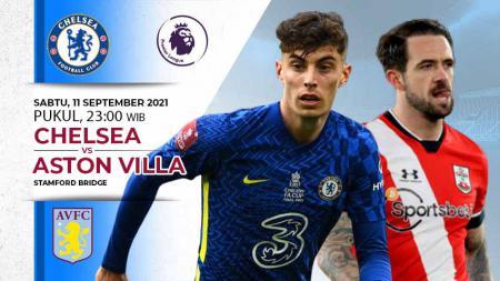 Prediksi Chelsea vs Aston Villa - INDOSPORT
