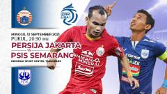 Indosport - Link Live Streaming Pertandingan BRI Liga 1: Persija vs PSIS