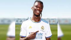 Indosport - Wonderkid Real Madrid, Eduardo Camavinga