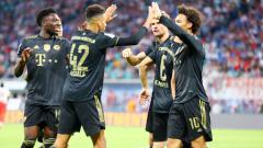 Indosport - Hasil Liga Jerman Leipzig vs Bayern Munchen