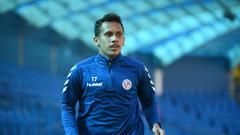 Indosport - Egy Maulana Vikri di FK Senica