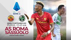 Indosport - Berikut link live streaming pertandingan pekan ke-3 Liga Italia 2021/22 yang mempertemukan AS Roma vs Sassuolo.