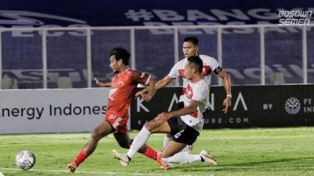 Hasil Pertandingan Liga 1 Madura United vs PSM Makassar: Sama Kuat - INDOSPORT
