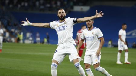 Hasil Liga Spanyol Real Madrid vs Celta Vigo - INDOSPORT