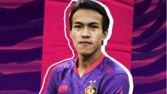 Indosport - Persik Kediri resmi menggaet Yudha Febrian untuk Liga 1 2021/2022.