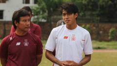 Indosport - Yudha Febrian melengkapi sektor fullback Persik Kediri di Liga 1