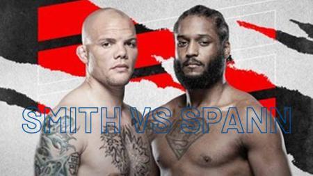 Anthony Smith vs Ryan Spann - INDOSPORT