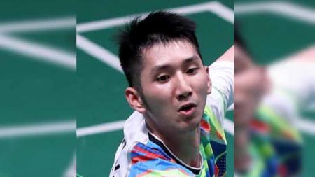 Pemain ganda putra China, Han Chengkai - INDOSPORT