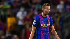 Indosport - Berikut 3 pemain yang tampil buruk dan dinilai jadi biang kekalahan Barcelona dari Bayern Munchen di matchday 1 fase grup Liga Champions, Kamis (15/09/21) WIB.