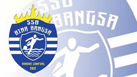 Logo klub Liga 3, Bina Bangsa FC. - INDOSPORT