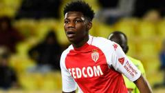 Indosport - Gelandang AS Monaco, Aurelien Tchouameni The Next Pogba Incaran AC Milan