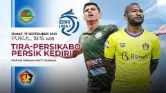 Indosport - Link live streaming pertandingan lanjutan pekan ketiga kompetisi kasta tertinggi Indonesia atau Liga 1 musim 2021-2022 antara Tira Persikabo vs Persik Kediri.