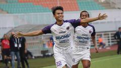 Indosport - Pemain muda Persita Tangerang, Rifky Dwi Septiawan menjadi pahlawan kemenangan timnya dipekan ketiga Liga 1 2021/22.