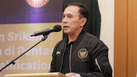 Ketua Umum PSSI, Mochamad Iriawan, bersyukur dengan pencapaian Timnas Wanita Indonesia menuju Piala Asia 2022. - INDOSPORT