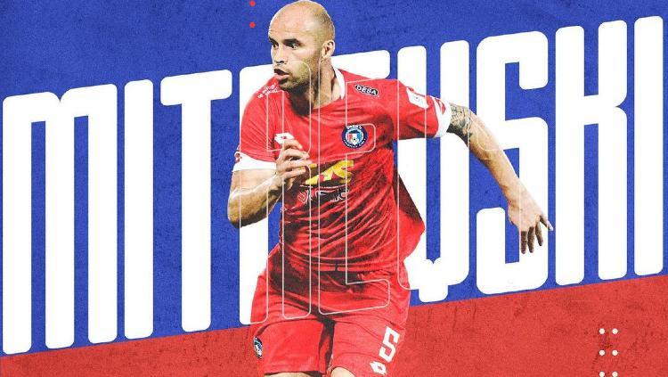Risto Mitrevski, bek Sabah FA Copyright: instagram.com/officialsabahfc