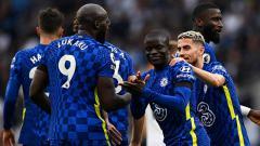Indosport - N'Golo Kante di Chelsea.
