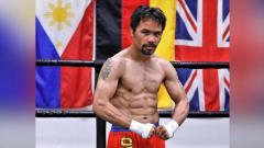 Indosport - Petinju juara dunia profesional asal Filipina, Manny Pacquiao.