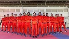 Indosport - Sebanyak 20 atlet taekwondo Jawa Tengah akan berlaga di Pekan Olahraga Nasional (PON) XX Papua, 2-15 Oktober 2021.
