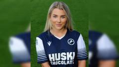 Indosport - Madelene Wright, pesepak bola putri asal Inggris