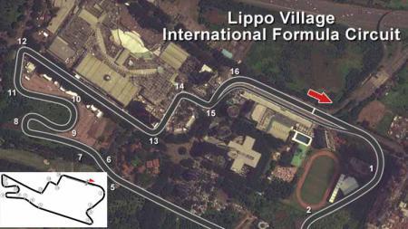 Di tengah euforia menyambut Sirkuit Mandalika, Indonesia punya sirkuit internasional yang kini terlupakan yakni Lippo Village International Formula Circuit. - INDOSPORT