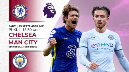 Prediksi Chelsea vs Manchester City - INDOSPORT