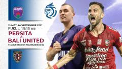 Indosport - Prediksi Liga 1 2021 antara Persita Tangerang vs Bali United di Stadion Pakansari, Jumat (24/09/21).