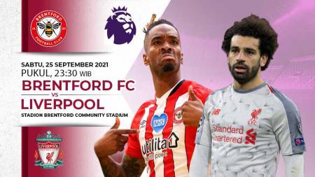 Prediksi Brentford vs Liverpool - INDOSPORT