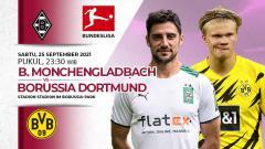 Indosport - Prediksi Monchengadbach vs Dortmund