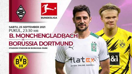 Prediksi Monchengadbach vs Dortmund - INDOSPORT