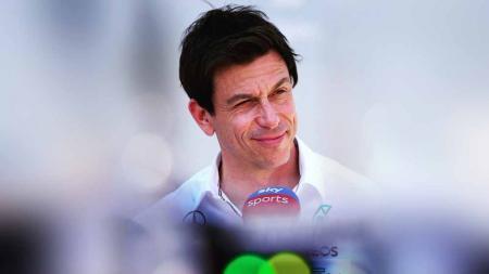 Toto Wolff, Bos tim Mercedes di F1. - INDOSPORT