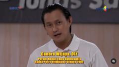 Indosport - Legenda bulutangkis Indonesia, Candra Wijaya bermain sinetron Kuraih Bintang.