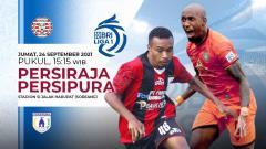 Indosport - Pertandingan antara Persiraja Banda Aceh vs Persipura Jayapura (Liga 1 BRI).