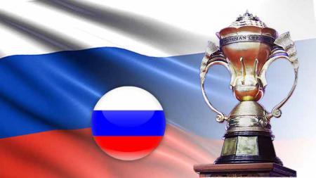 Masih mengusung bendera Russian Olympic Committee (ROC), Rusia akan menjadi salah satu partisipan di gelaran Piala Sudirman 2021. - INDOSPORT