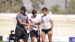 Pelatih timnas Indonesia putri, Rudy Eka Priyambada.