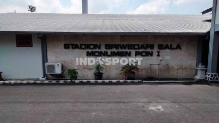Stadion Sriwedari, Solo, yang kini jadi Monumen PON I. - INDOSPORT