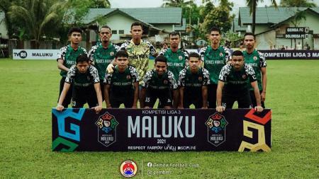 Klub Liga 3 Maluku, Gemba FC. - INDOSPORT