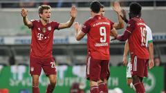 Indosport - Greuther Furth vs Bayern Munchen