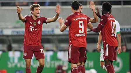 Greuther Furth vs Bayern Munchen - INDOSPORT