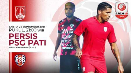 Pertandingan antara Persis Solo vs PSG Pati (Liga 2). - INDOSPORT