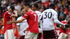Indosport - Sejumlah fakta menarik terbongkar usai Manchester United kalah memalukan dari Aston Villa di Liga Inggris.