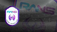 Indosport - logo Rans Cilegon FC