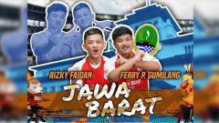 Indosport - Andalkan Rizky Faidan, Provinsi Jawa Barat menyabet medali emas cabang olahraga elektronik (eSports) Pekan Olahraga Nasional (PON) XX Papua 2021.