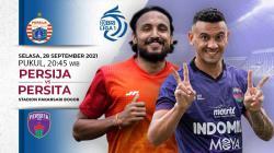 Prediksi Persija Jakarta vs Persita Tangerang di pekan kelima Liga 1 di Stadion Pakansari, Selasa (28/09/21).