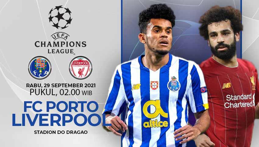 Prediksi Liga Champions FC Porto vs Liverpool: Ujian Berat The Reds - INDOSPORT