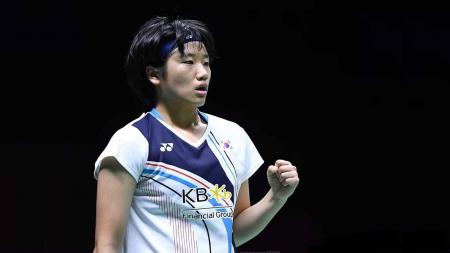 Tunggal putri ranking delapan dunia asal Korea Selatan, An Se-young. - INDOSPORT